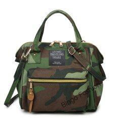 ซื้อ Bingo Fashion Japan Women Bag กระเป๋าสะพายข้างสำหรับผู้หญิง Green กรุงเทพมหานคร