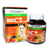 ซื้อ Bio Vitamin C Alpha Zinc 1 500 Mg วิตามิน ซี อัลฟ่า ซิงค์ ขนาด 30 เม็ด 1 กล่อง ออนไลน์ ไทย