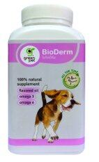 Bioderm อาหารเสริมสำหรับสุนัข ชนิดtopping 250 ก. By Welltradepacific.