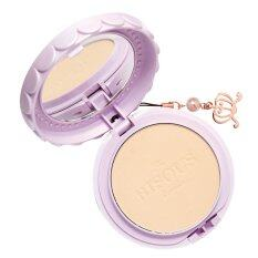 ทบทวน ที่สุด Bisous Bisous Miracle Blooming Anti Aging Powder Pact 2 2 Beige