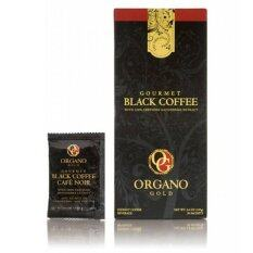 ราคา Black Coffee อาราบิก้า100 ผสมเห็ดหลินจือแท้ รสชาติหอมนุ่มลึก 12 กล่อง ใน กรุงเทพมหานคร