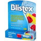 Blistex Lip Protectant Sunscreen Spf 15 Raspberry Lemonade Blast 15 Oz 4 25 G เป็นต้นฉบับ