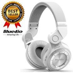 ซื้อ Bluedio หูฟัง Bluetooth 4 1 Hifi Stereo Headphone รุ่น T2 White ถูก ใน กรุงเทพมหานคร