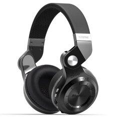 ขาย Bluedio หูฟังบลูทูธ Bluetooth 4 1 Hifi Stereo Headphone Super Bass Gameing รุ่น T2 Plus Black กรุงเทพมหานคร ถูก