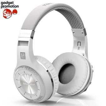 Bluedio หูฟังบลูธูท รุ่น HT (White) ของแท้ ประกันศูนย์ไทย