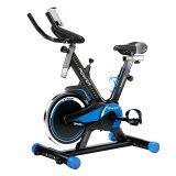 ราคา Bodygrand จักรยานออกกำลังกาย Spinning Bike จักรยานปั่นออกกำลังกาย จักรยานฟิตเนส Exercise Fitness Spin Bike ระบบสายพาน รุ่น Eagle สีดำ