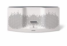 Bose ลำโพงแบบตั้งโต๊ะ รุ่น SoundDock XT สี White/Dark Grey