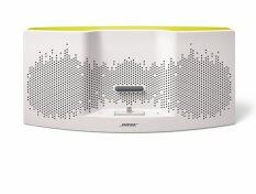 Bose ลำโพงแบบตั้งโต๊ะ รุ่น SoundDock XT สี White/Yellow