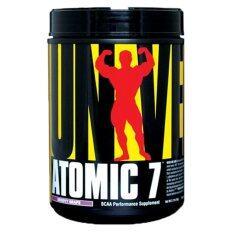 ขาย Bp Muscle Universal Nutrition Atomic 7 Bcaa Black Cherry Bomb 1Kg อาหารเสริมป้องกันการสลายกล้ามเนื้อ รสเชอรี่ Universal Nutrition เป็นต้นฉบับ