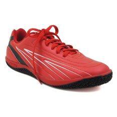 ขาย Breaker รองเท้ากีฬาฟุตซอล รุ่น Bk0705 สีแดง ถูก ใน Thailand