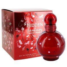 ราคา Britney Spears Hidden Fantasy Edp 100 Ml เป็นต้นฉบับ Britney Spears
