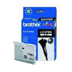Brother หมึกพิมพ์ของแท้ Inkjet LC-37 BK ( Black )