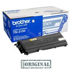 Brother TN-2150 สีดำ - หมึกแท้ รับประกันศูนย์