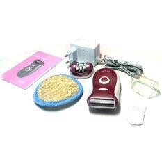 ขาย Browns เครื่องถอนขนไฟฟ้า เครื่องกำจัดขนไฟฟ้า ที่ถอนขนรักแร้ ที่โกนขนขา แขน บิกินี่ 2 In 1 Washable Automatic Shaver Epilator For Women Unbranded Generic ออนไลน์