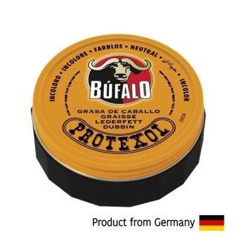 Bufalo บัฟฟาโล่ ไขปลาวาฬ บำรุงรักษารองเท้าหนัง 75 มล.
