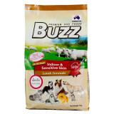 ราคา ราคาถูกที่สุด Buzz *d*lt Dog Lamb Small Kibble อาหารสุนัขโต เนื้อแกะ เม็ดเล็ก ขนาด 3 กก