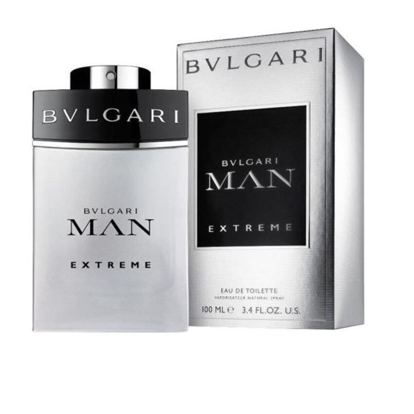 Bvlgari MAN Pour Homme Extreme For men 100ml. (พร้อมกล่อง)