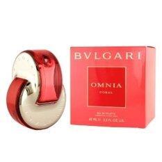 โปรโมชั่น Bvlgari Omnia Coral Bvlgari For Women 65 Ml พร้อมกล่อง ถูก