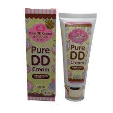 ซื้อ By Jellys Pure Dd Cream ดีดีครีมเจลลี่ หัวเชื้อผิวขาว100 บรรจุ 100 Ml ถูก ใน กรุงเทพมหานคร
