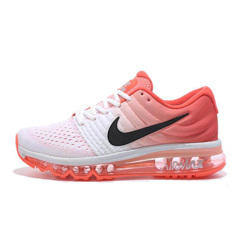 sports shoes b42b4 2ad4a Nike Air Max 2017 women's Running Shoes women Outdoor Sports Sneakers Shoes