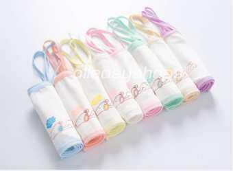 (แพค6คละสี)ซับในเด็กหญิงสายเดี่ยวสนูปี้งานสวยน่ารัก 8-15 ขวบ เสื้อในเด็ก
