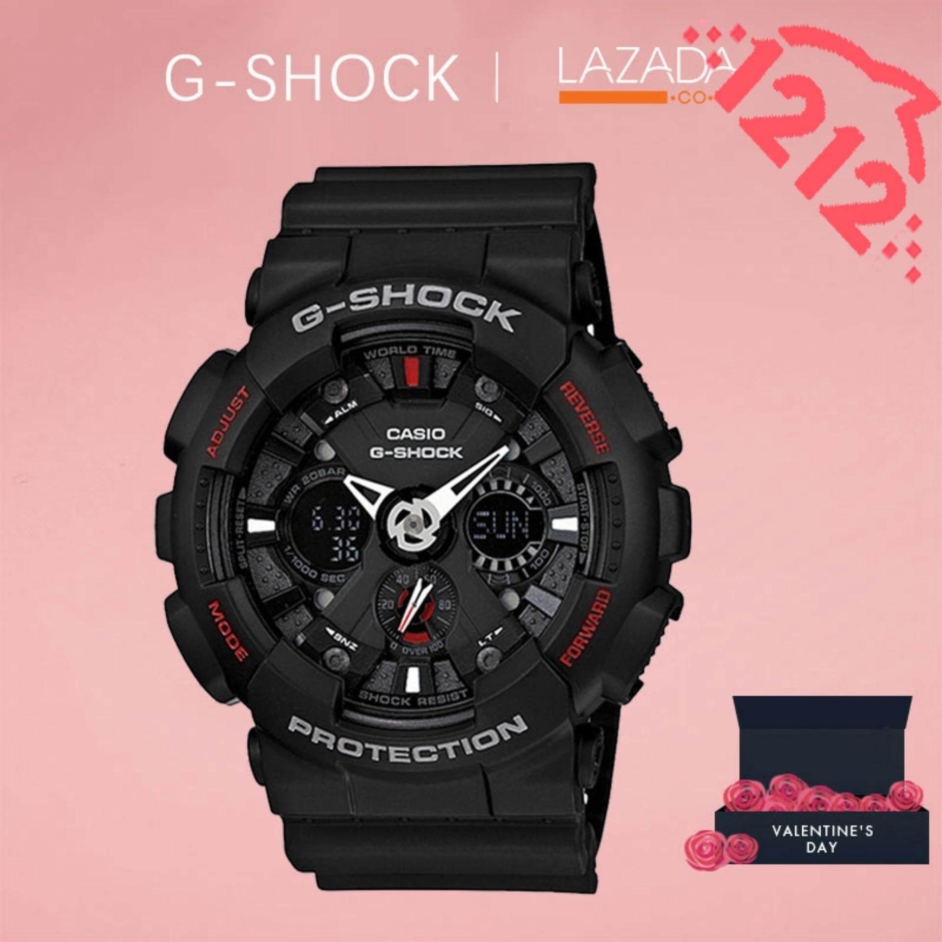 Casio G Shock 25 Gshock Original Ga100mb 1adr Ga 100mb 120