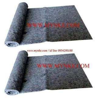 ♬mynke.com♬ฮิตมากกๆๆ!!!รีวิวเยอะ ซื้อซ้ำบ่อยผ้าห่มซับเสียงตู้ลำโพง ขนาด 45*150 ซม. แพ็ค 2 ชิ้น