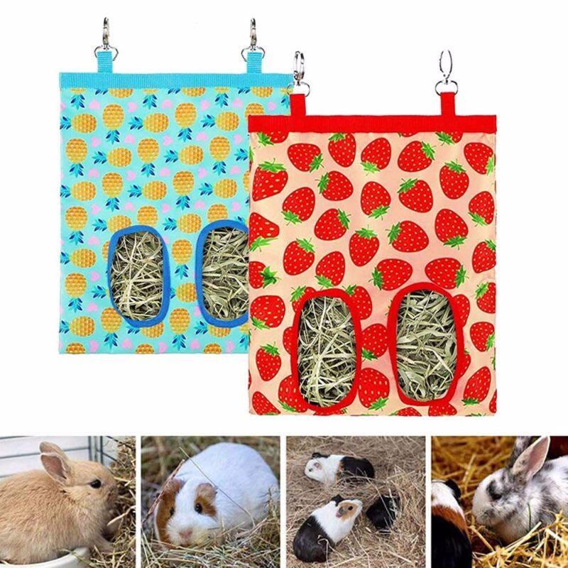 ERRJRYK Chuột Đồng Guinea Đạo Đạo Đạo Đạo Đạo Thỏ Thỏ Hay Feeder Chinchilla Người Giữ Túi Đựng Thức Ăn