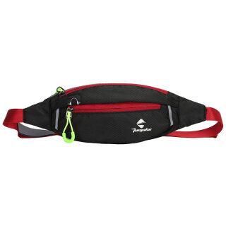 Jogging Waist Bag Travel Pocket Key Wallet Pouch Phone Holder Chest Marathon Bag Waterproof Nylon Sports Running Pockets thumbnail