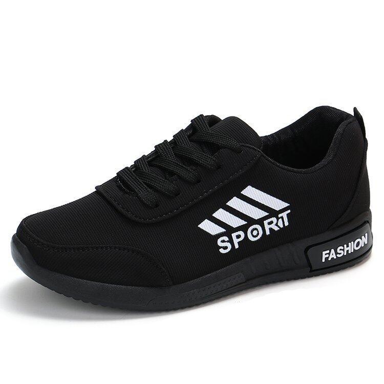 2019 ใหม่เกาหลีรองเท้ากีฬารองเท้าผู้หญิงรองเท้าลำลองรองเท้านักเรียนรองเท้าแพลตฟอร์มรองเท้าเก่าเดินทาง.