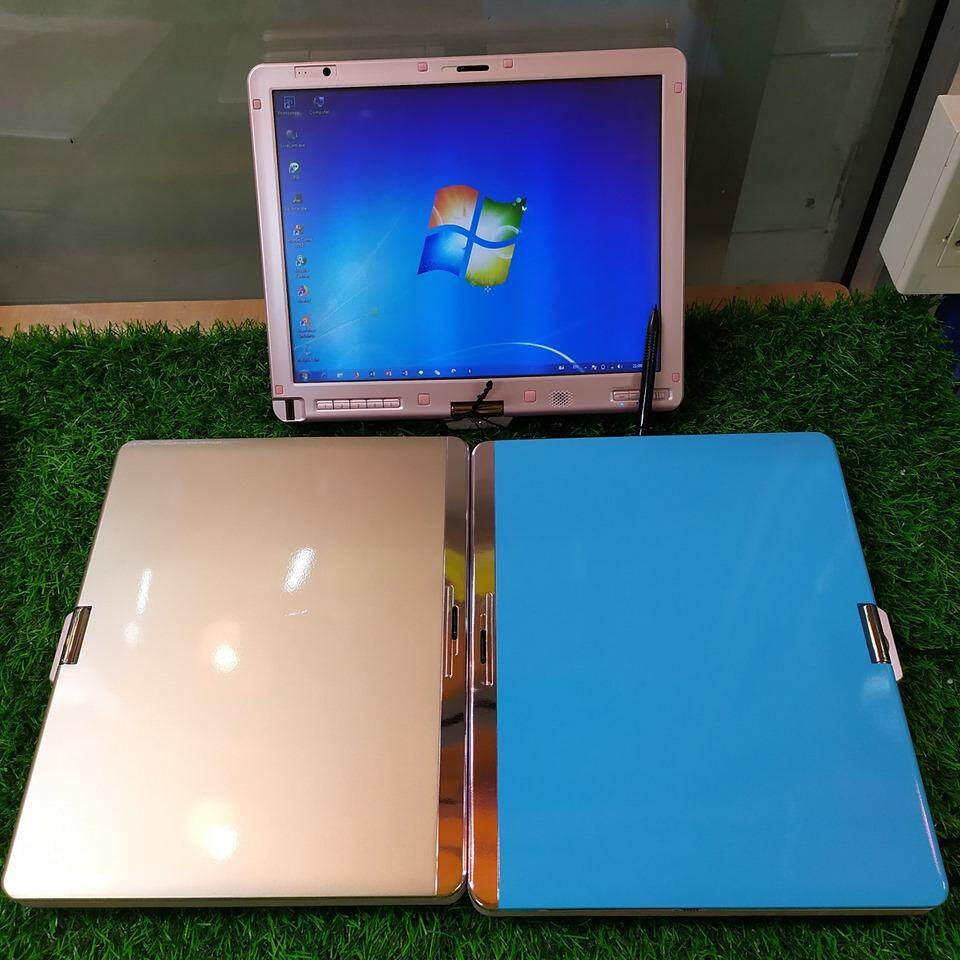 Notebook Tablet 2in1 Core I5 จอทัชกรัน หมุนได้ 360องศา (refurbished) By Racha Computer.