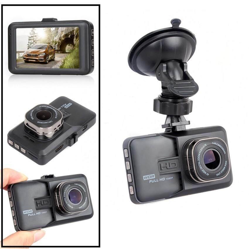 LNW กล้องติดรถยนต์ รุ่น T626 1080P FHD DVR มี WDR บอดี้โลหะ