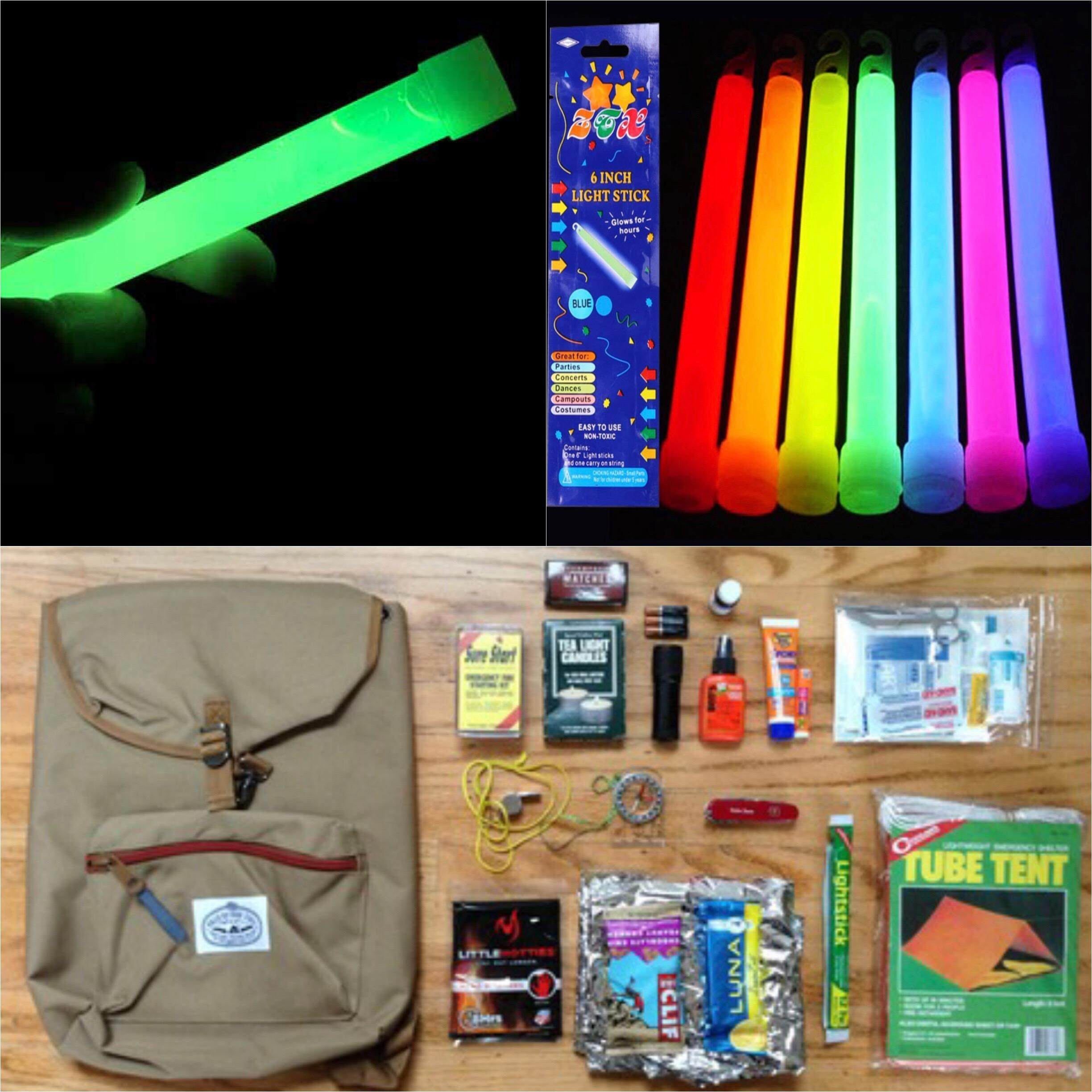 Emergency Signal Light Stick By Emergencygearbackpack.
