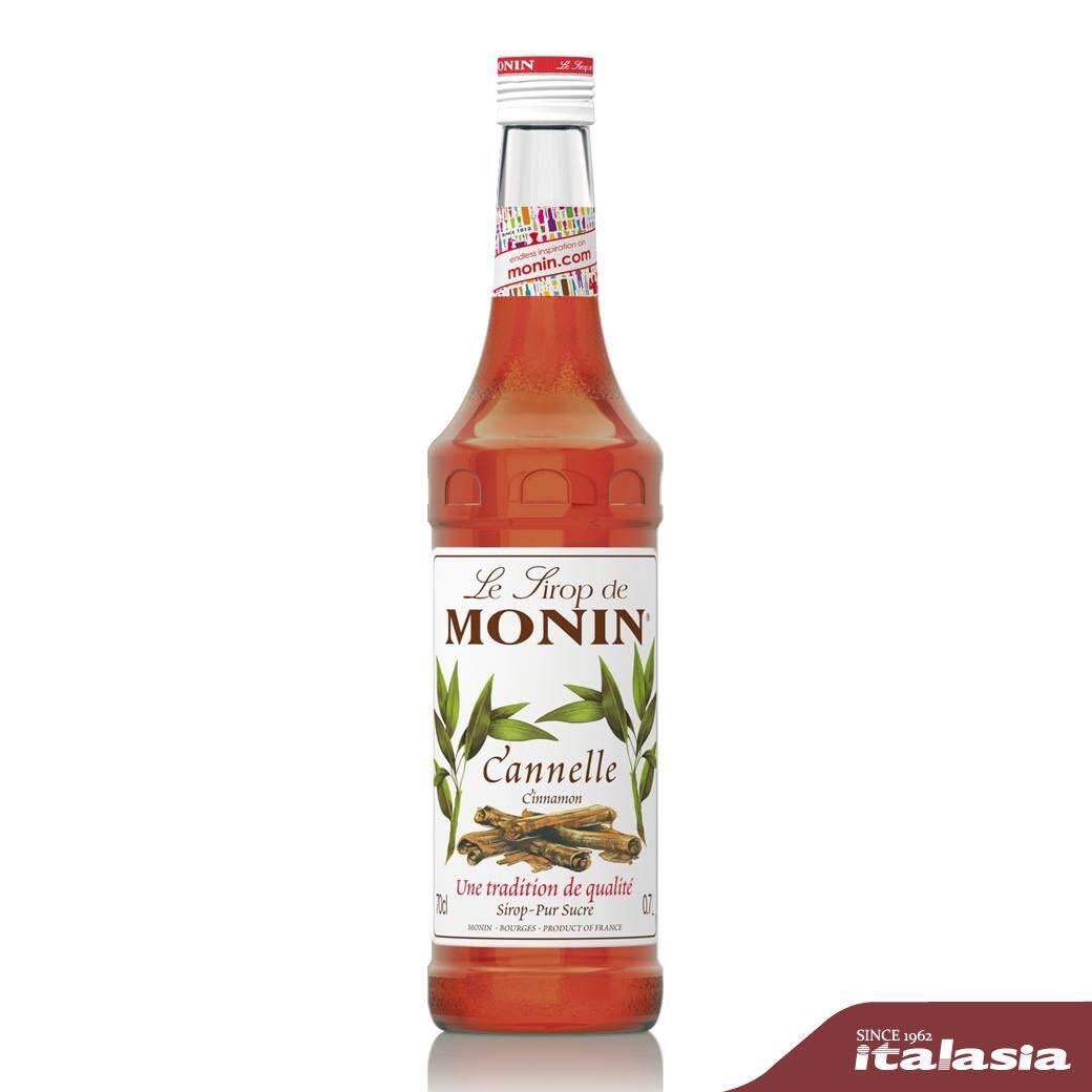 โมนิน อบเชย ไซรัป 700 มล.  Monin Cinnamon Syrup 700 Ml..