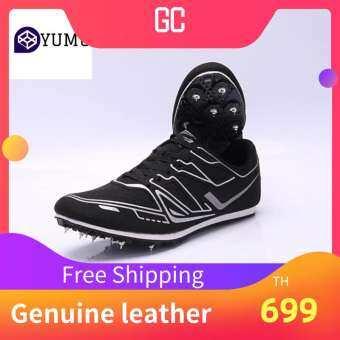 YUMU สินค้าใหม่ของตราสารรองเท้าวิ่งเล็บเดินป่าและออกสนามรองเท้าจัดส่งฟรี-