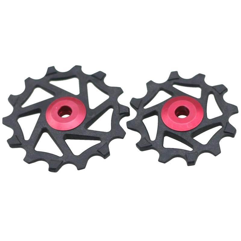 1pcs Bicycle Narrow Wide 10T//12T//14T Jockey Wheel Rear Derailleur Pulley Shimano