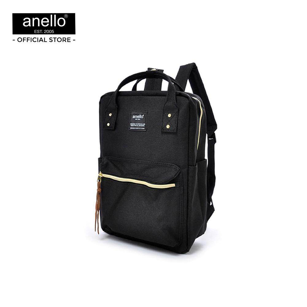 anello กระเป๋า Canvas Square Mini Backpack_AT-C1222