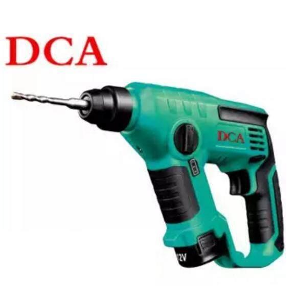 Dca สว่านโรตารี่ไร้สาย2ระบบ 12v. รุ่น Adzc13.