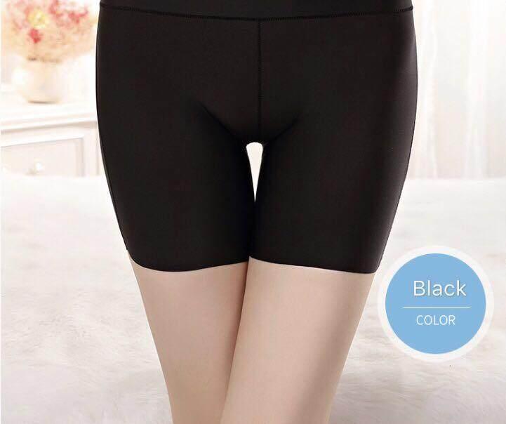 กางเกงซับในผู้หญิงกางเกงกันโป้สำหรับผู้หญิงขาสั้น