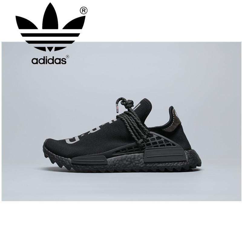 sports shoes 0d73b ea709 Adidas_ PW Human Race NMD Fei Dong Joint name Men's Running Shoes Casual  Shoes Women's Sneakers Black BB7603 36-46