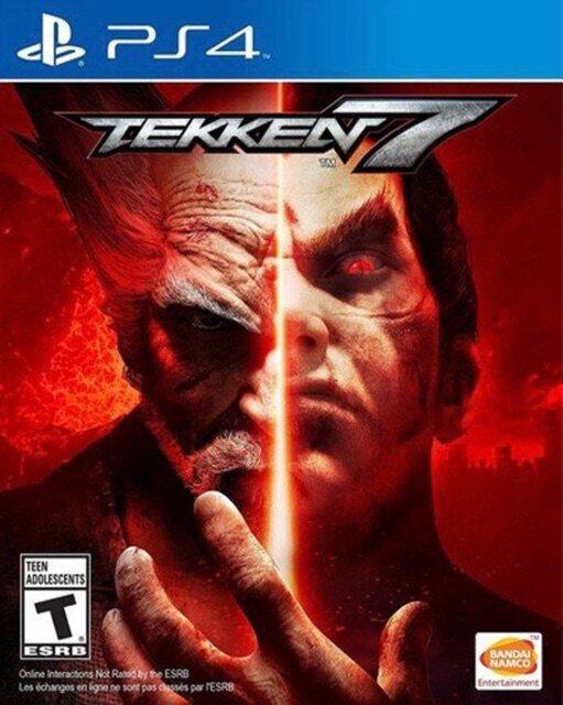 Hihome-Tekken7 Tekken เกมส์tekken7 เกมtekken เกมเนื้อเรื่อง เกมต่อสู้ Tekken5 Tekken6 เกมเพ4 เกมps4 Fonfeely Playstationtekken7  Playstationnetwork.