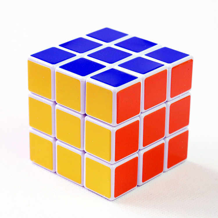 Magic Cube Decompression Block 6 Colour Magical Magic Cube Alpinia Toys Infinite Deformation Wisdom