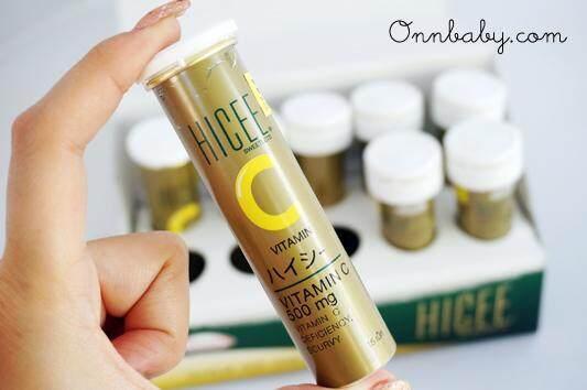10 หลอด หลอดละ 15 เม็ด  Hicee Sweetlets Vitamin C 500 Mg  ยาอมวิตามินซี 500 มิลลิกรัม ไฮซี เสริมสร้างภูมิต้านทาน ต่อต้านอนุมูลอิสระ แล