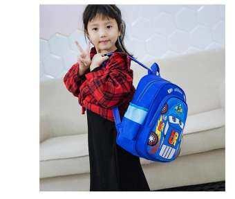Fashion Bagpack Boy&Girl กระเป๋าเป้แฟชั่นเด็กผู้ชายและเด็กผู้หญิง กระเป๋าเป้สะพายหลังสำหรับเด็ก  1ใบ