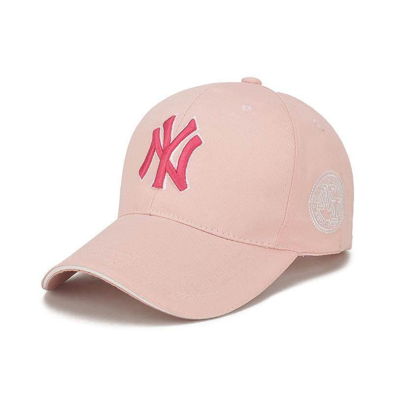 หมวก หมวกแฟชัน หมวกแก๊ปปีกโค้ง หมวกny หมวกแฟชั่น สินค้าอยู่ไทยส่งไว แชทปุ้ปตอบปั๊ป.