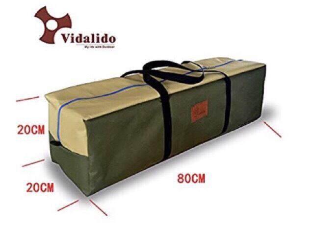 กระเป๋าเก็บสำภาระ Vidalido Storage Bag By Journey Camping.