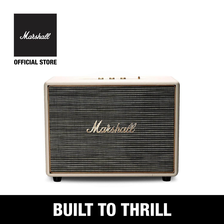 สอนใช้งาน  Marshall Woburn bluetooth speaker - ลำโพงบลูทูธ Marshall Woburn