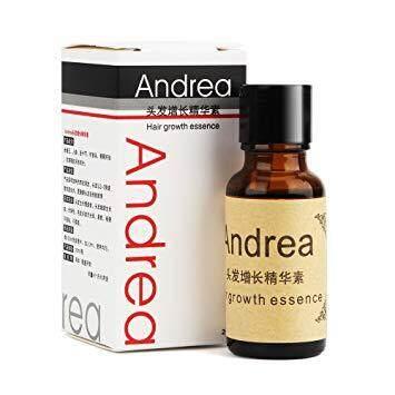 (Andrea 1กล่อง) Hair Growth Serum เซรั่มบำรุงเส้นผม สำหรับเร่งผมยาว ผมรวง ผมบาง ปลูกผม ยาปลูกผม 1ชิ้น