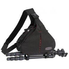 ราคา Caden กระเป๋ากล้องสามเหลี่ยม สะพายข้าง รุ่น K1 สีดำ Caden ออนไลน์