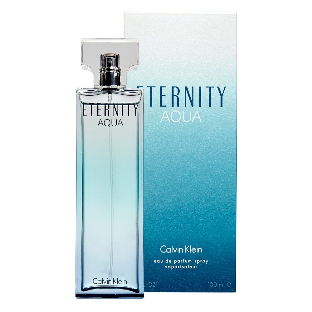 Calvin Klein Eternity Aqua for Women EDP (100 ml.) พร้อมกล่อง